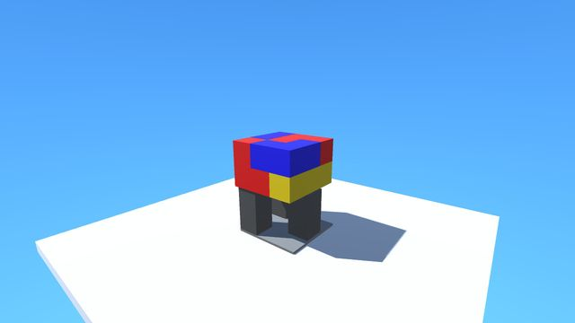 GeometryPuzzler screenshot