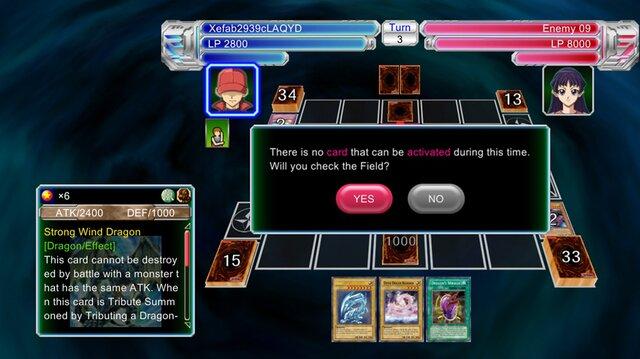 Yu-Gi-Oh! 5D's Decade Duels Plus screenshot