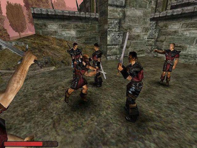 Gothic 1 screenshot