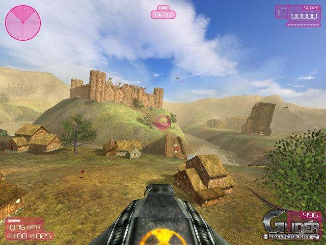 Glider: Collect 'n Kill screenshot