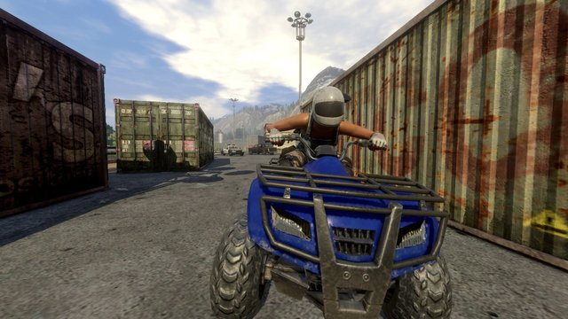 H1Z1: Battle Royale screenshot