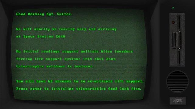 Super Space Meltdown screenshot