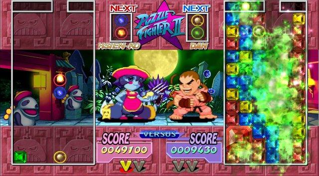 Super Puzzle Fighter 2 Turbo HD Remix screenshot