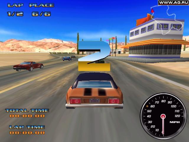 Hot Chix 'n' Gear Stix screenshot