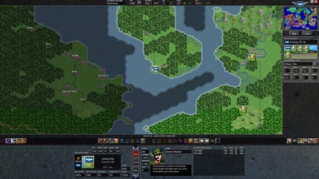 Advanced Tactics Gold screenshot