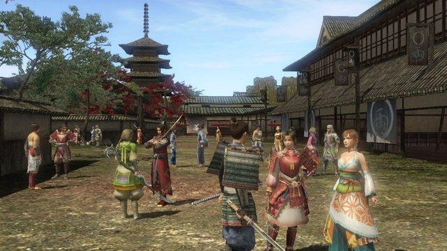 Nobunaga's Ambition Online screenshot