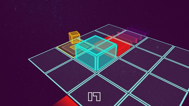 Block Dodge Challenge screenshot
