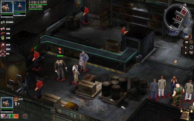 Gangland screenshot