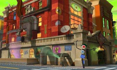 YO-KAI WATCH BLASTERS: Red Cat Corps screenshot