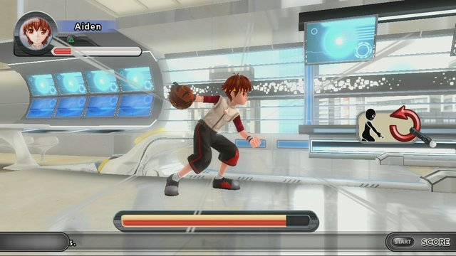 Crazy Strike Bowling screenshot