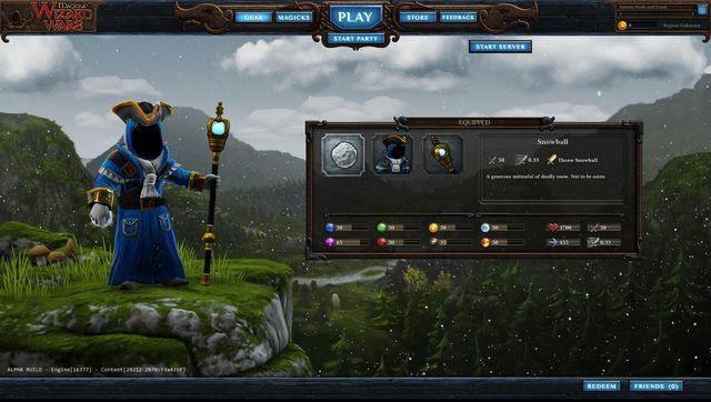 Magicka: Wizard Wars screenshot