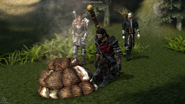 Dragon Age 2: Mark of the Assassin screenshot