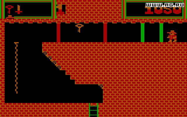 Montezuma's Revenge screenshot