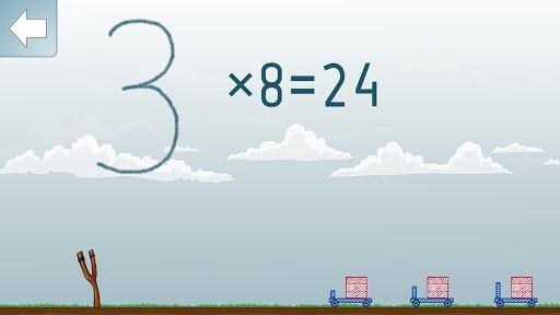 Multiplication Math Game screenshot