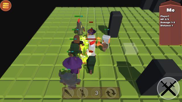 Breath of Warfare screenshot