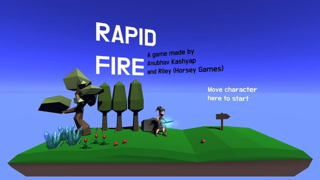 Rapid Fire screenshot