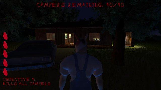 Backwoods Massacre screenshot