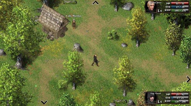 Honor Cry: Aftermath screenshot