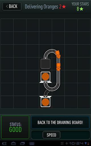 Trainyard screenshot