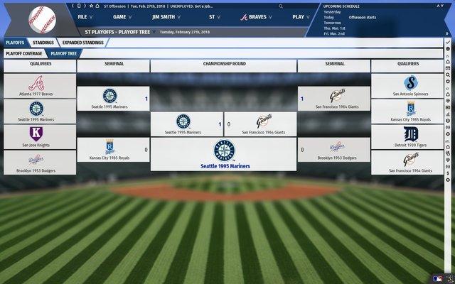 Out of the Park Baseball 19 screenshot