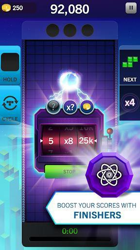 Tetris Blitz screenshot