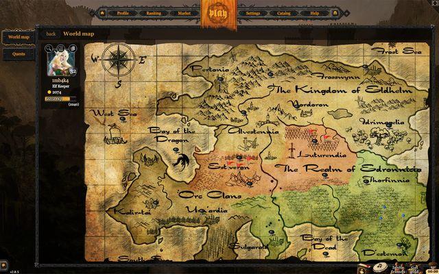 Battlegrounds of Eldhelm screenshot