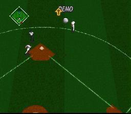Ken Griffey Jr.'s Winning Run screenshot