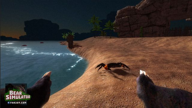 Bear Simulator screenshot