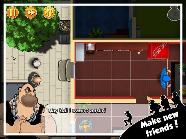Robbery Bob screenshot