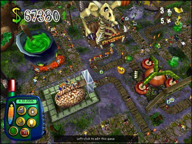 Theme Park World screenshot
