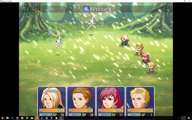Dragons' Twilight screenshot