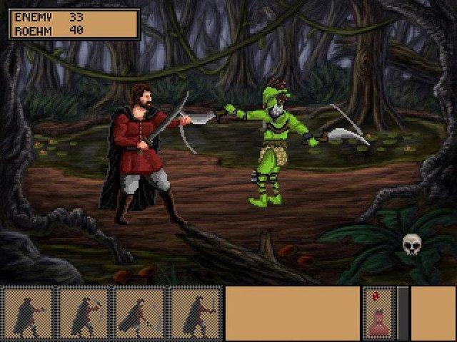 Quest for Infamy screenshot