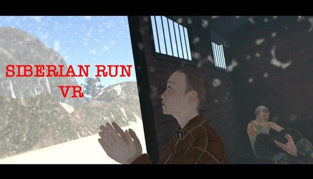 Siberian Run VR screenshot