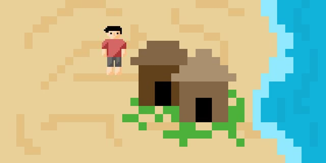 PixelRPG screenshot