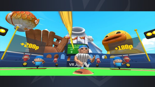 VR Slugger: The Toy Field screenshot