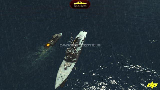 Poseidon - Project Dark Sky (itch) screenshot