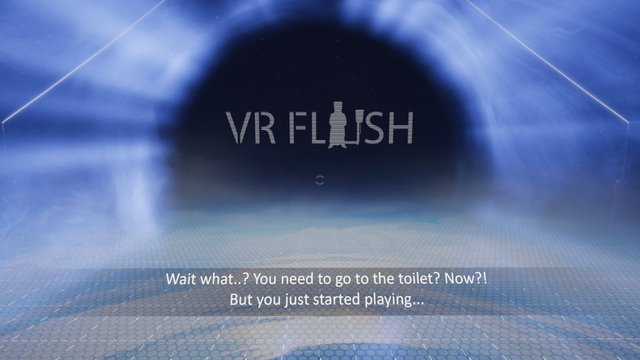 VR Flush screenshot