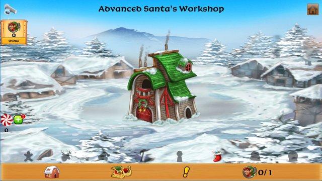 Christmas Clicker: Idle Gift Builder screenshot