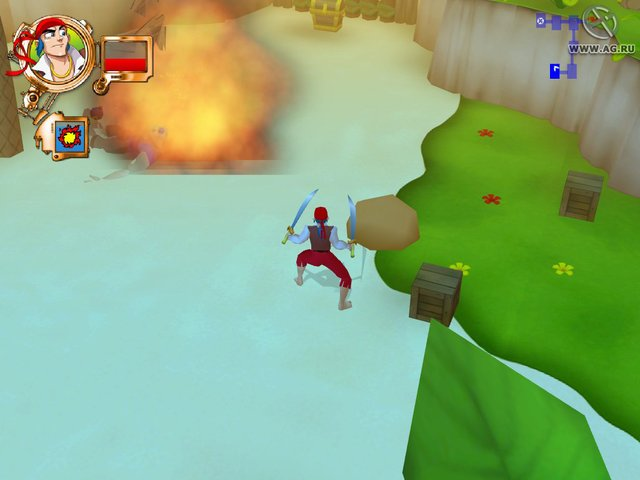 Принц Блэйд и Храм Времени screenshot