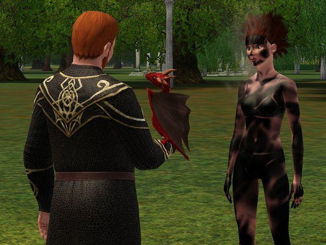 The Sims 3: Dragon Valley screenshot