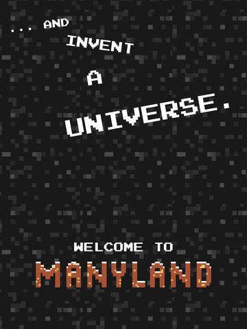 Manyland screenshot