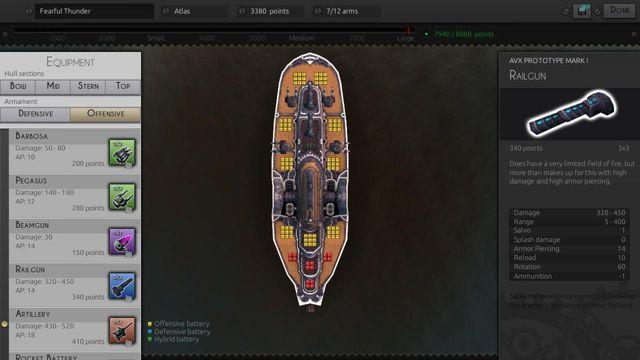 Leviathan: Warships screenshot