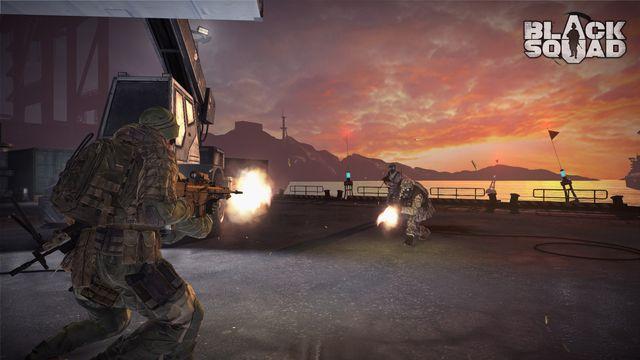 Black Squad screenshot