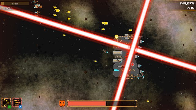 Space Elite Force screenshot