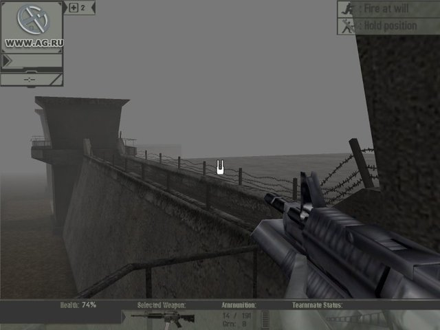 Navy SEALs: Weapons of Mass Destruction screenshot