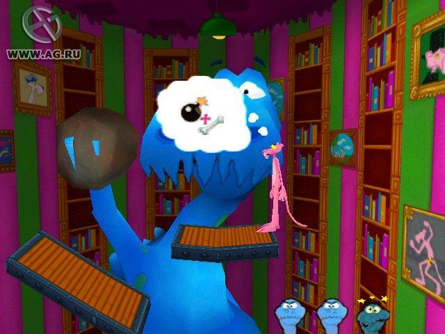 Pink Panther: Pinkadelic Pursuit screenshot