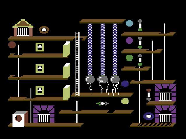 The Castles of Dr. Creep screenshot