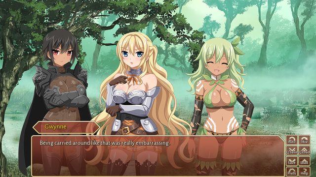 Sakura Fantasy screenshot
