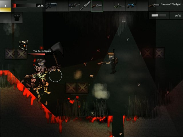 Shots In The Dark screenshot