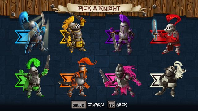 Knight Squad screenshot